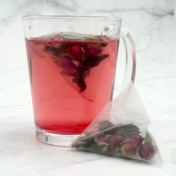 Roselle & Rose Beauty & Anti-aging Tea 洛神養顏茶