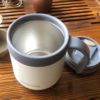 Simple Frosted Insulation Mug