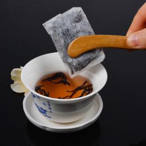 Solid Wood Ebony Tea Taker 茶夹泡茶夹子 Bamboo Tea Clip-Malaysia Promotion