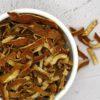 Malaysia Best Dried Tangerine Orange Peel Chinese Tea 陈皮丝桔橘子皮干茶