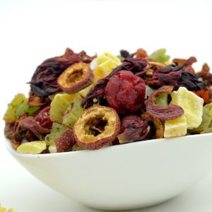 Mix Fruit Flower Tea Dried Fruit Pellet Tea 果粒水果花茶 Malaysia